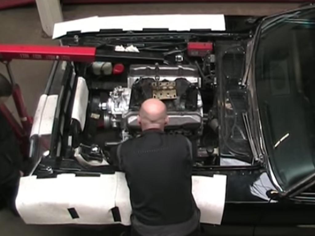 Dodge Challenger 470 cubic inch motor upgrade