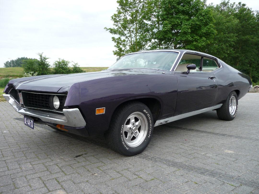 Ford Torino Sports roof (1971) met 351 Cleveland 4V motor krijgt flinke update