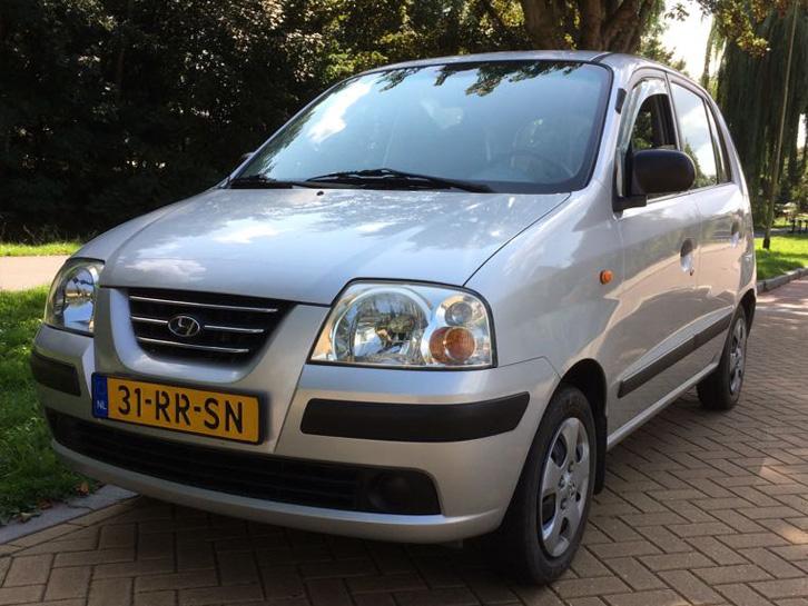 Hyundai Atos 1.1 2005 Grijs