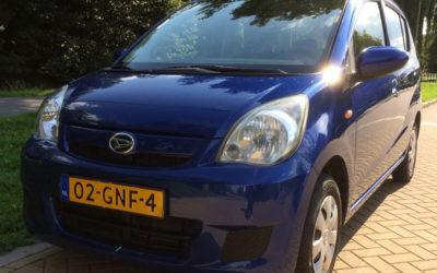 Daihatsu Cuore 1.0 5D 2008 Blauw