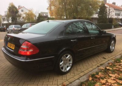 010automotive rotterdam Mercedes E-Klasse 3.2 01
