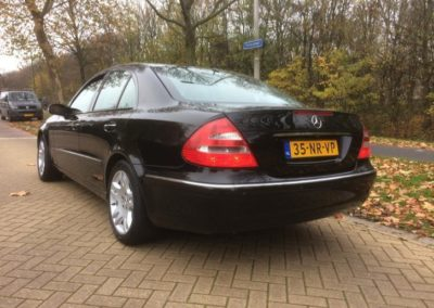 010automotive rotterdam Mercedes E-Klasse 3.2 02