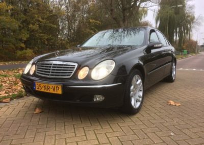 010automotive rotterdam Mercedes E-Klasse 3.2 16