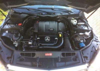 010automotive rotterdam Mercedes C-Klasse 1.8 grijs 07