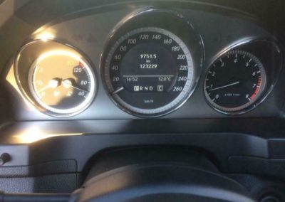 010automotive rotterdam Mercedes C-Klasse 1.8 grijs 08