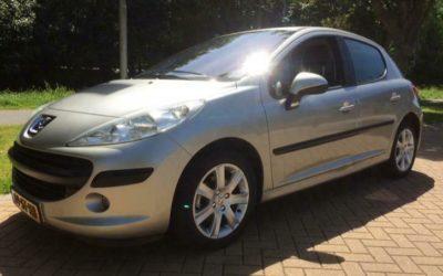 Peugeot 207 1.6 16V 5DRS 2006 – Geen VTI!