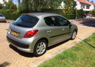 010automotive rotterdam peugeot 207 1.6 3