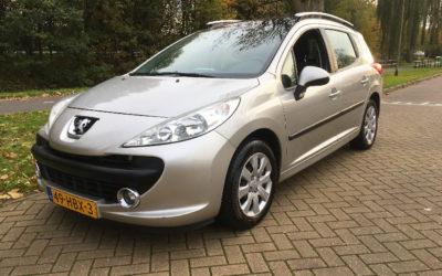 Peugeot 207 1.4 16V SW XS 2008 Grijs